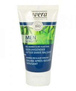 LAVERA Men Sensitiv Balzám po holení Bambus&Aloe vera 50 ml