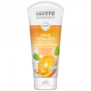 LAVERA Sprchový gel High Vitality 200 ml