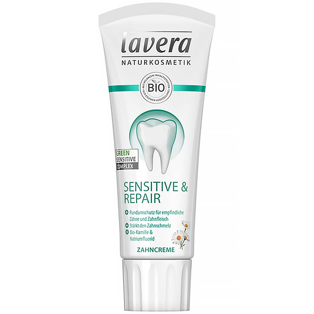 LAVERA Zubní pasta Sensitive&Repair 75 ml