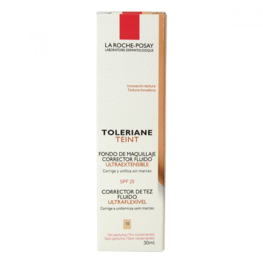 LA ROCHE-POSAY Toleriane Makeup Fluid 10 R10 30 ml