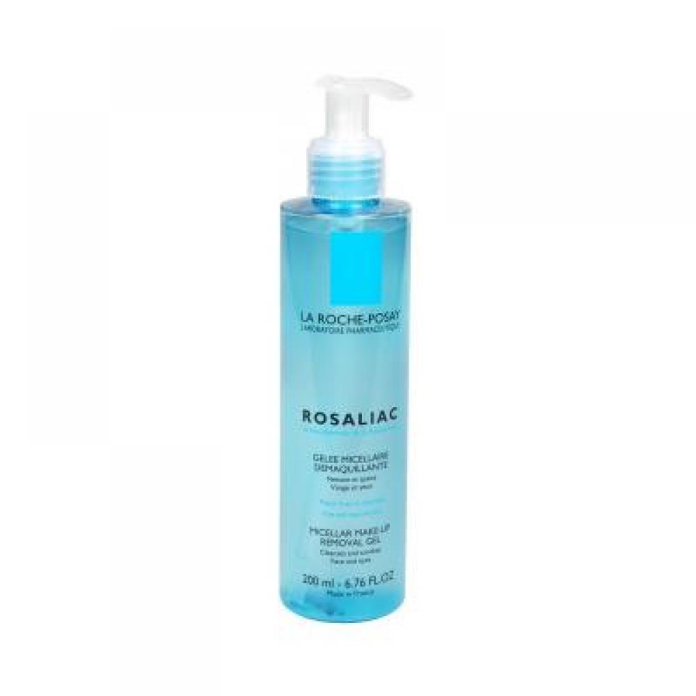LA ROCHE - POSAY Rosaliac micelární odličovací gel 195 ml