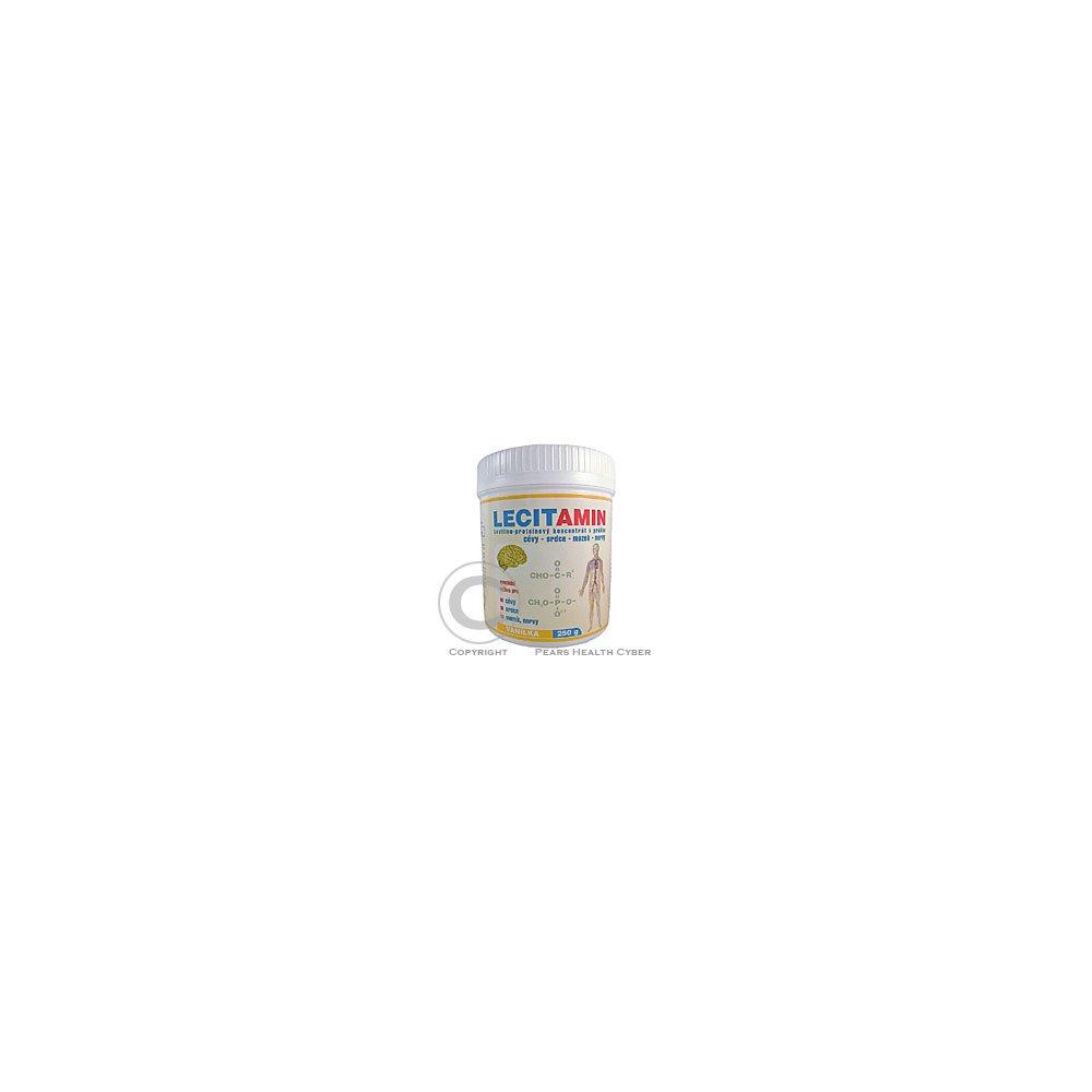 Lecitamin-lecitino-proteinový nápoj 250g vanilka