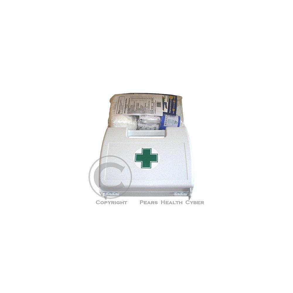 Lékárnička - plastový kufřík s náplní 5 osob-ZM 5