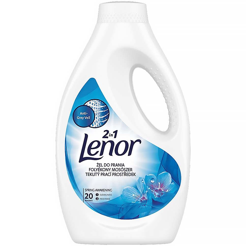 LENOR Spring Awakening Tekutý prací prostředek 1,1 l 20 praní