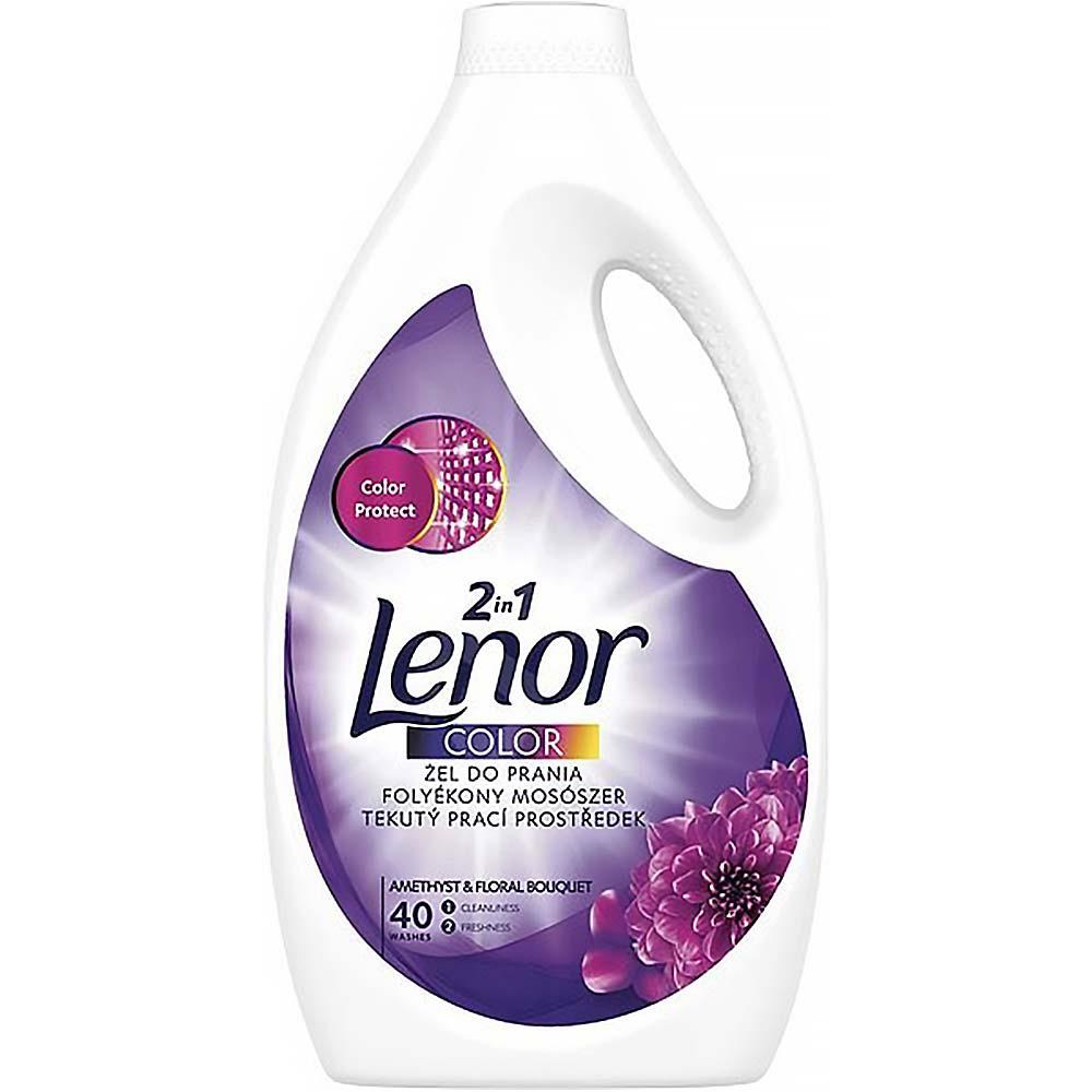 LENOR 2v1 Amethyst Color 2,2 l 40 praní