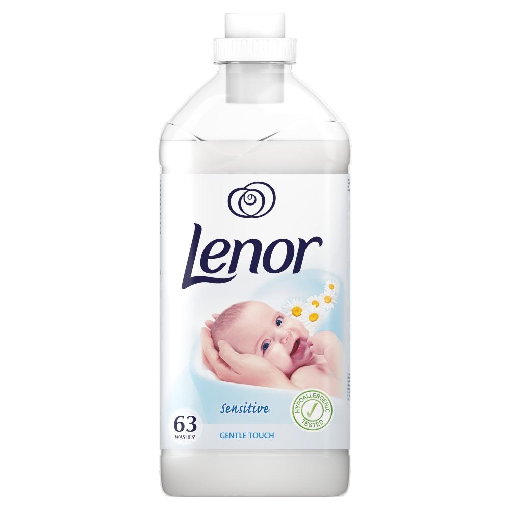 LENOR Gentle Touch Sensitive 1,9 l 63 Praní