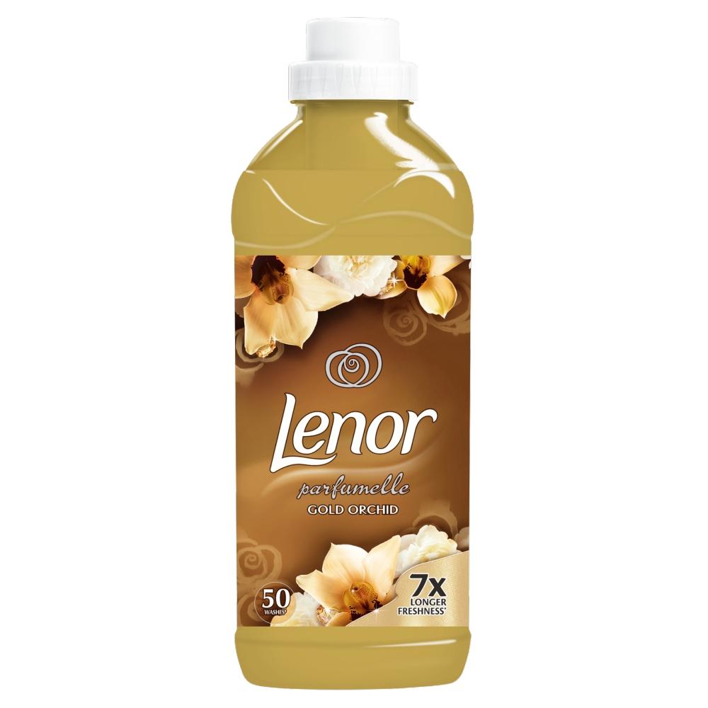 LENOR Gold Orchid Aviváž 1,5 l 50 Praní