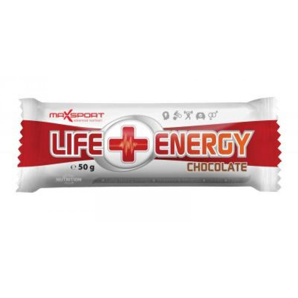 LIFE ENERGY Caffeine čokoláda 50 g
