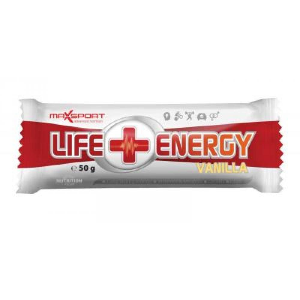 LIFE ENERGY Caffeine vanilka 50 g