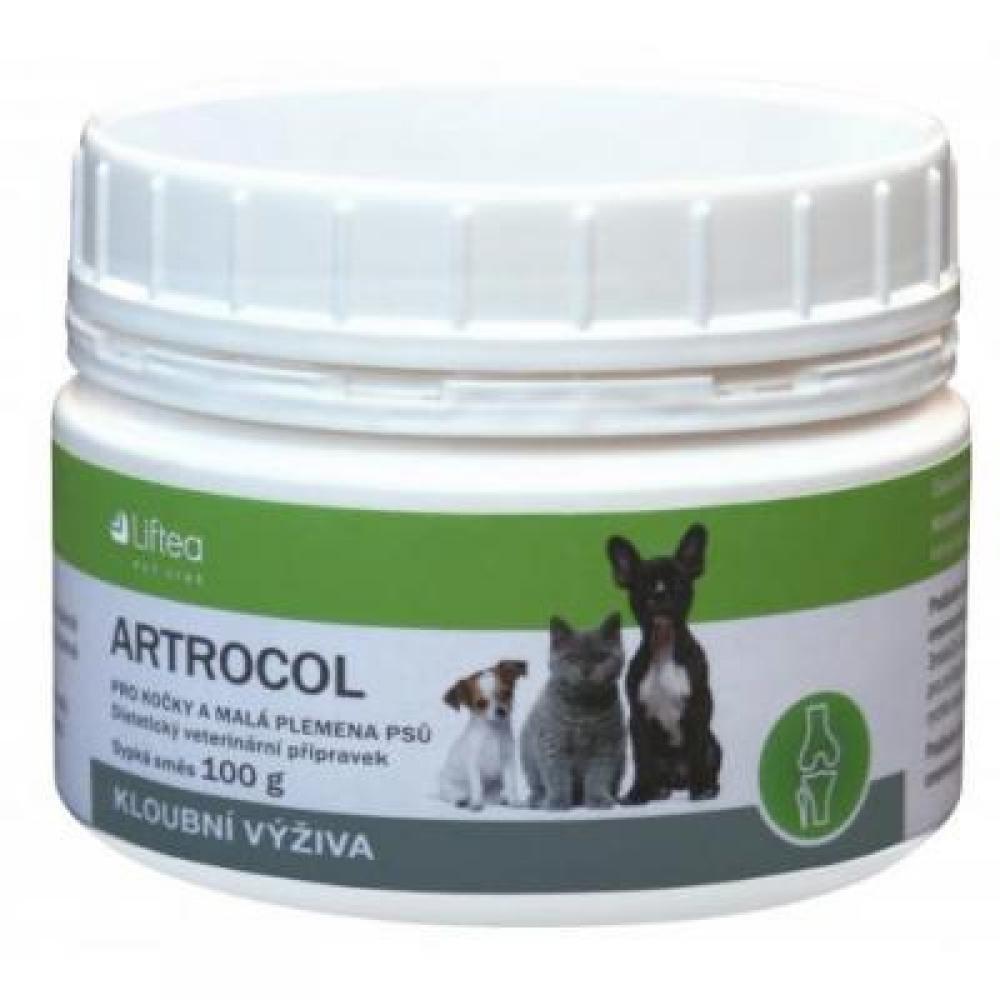 LIFTEA Artrocol pro kočky a malá plemena psů 100 g