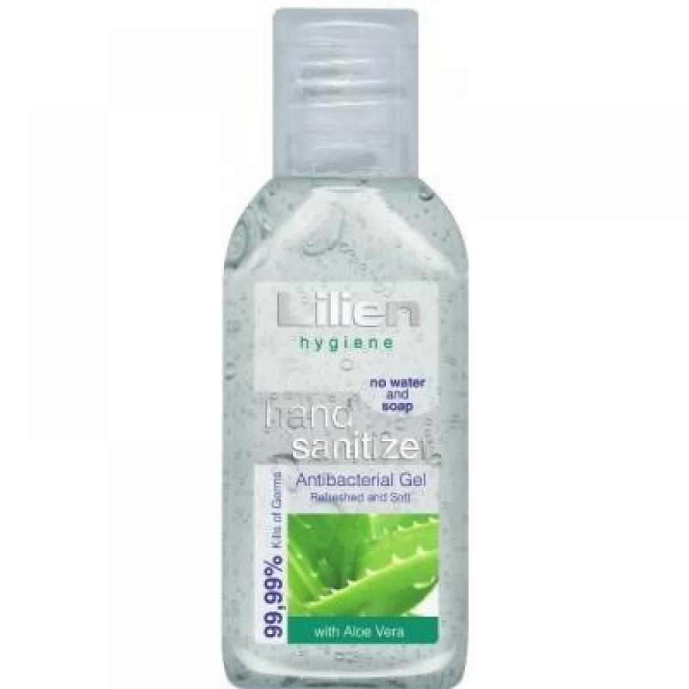 Lilien hand sanitizer antibakteriální gel 50ml