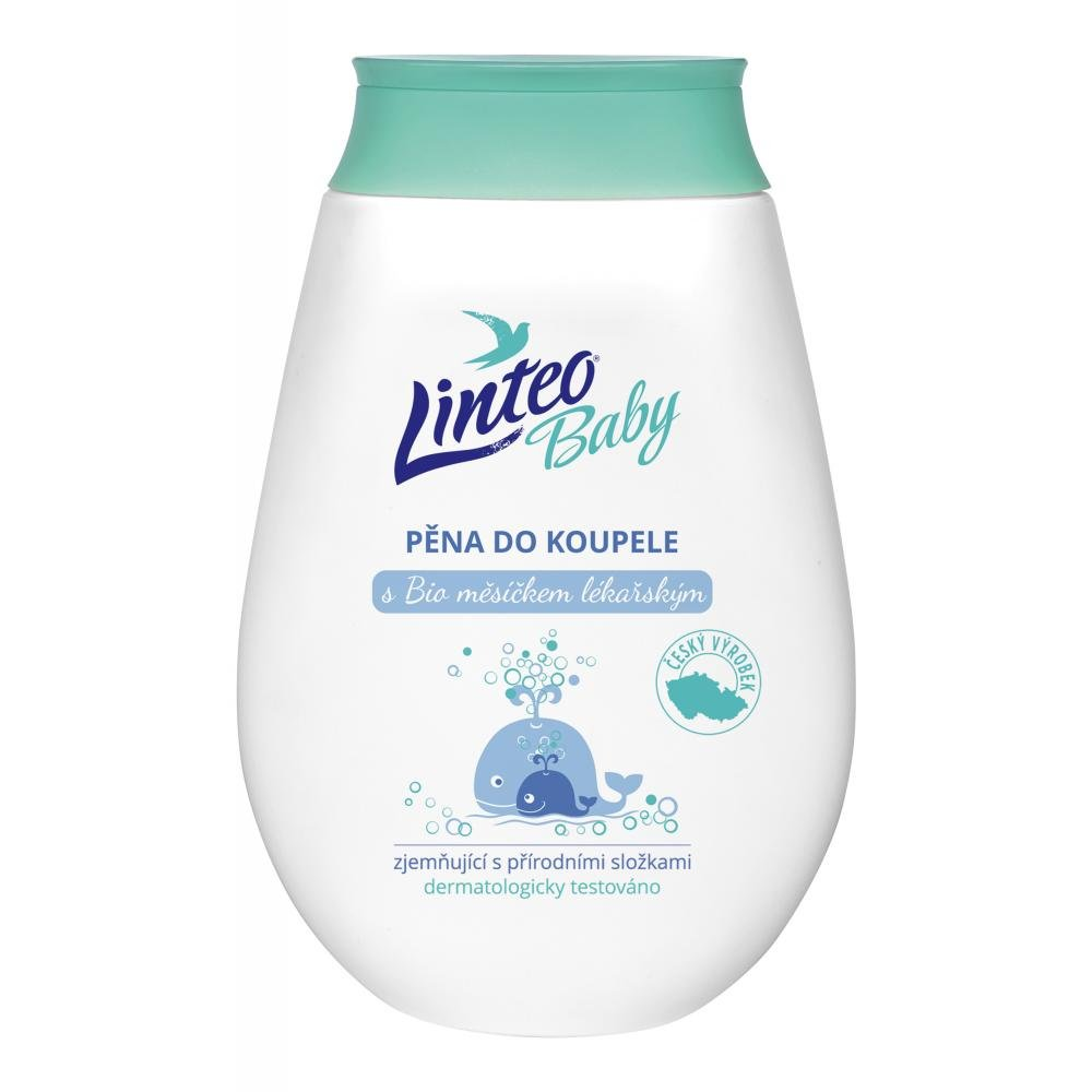 Linteo Baby pěna do koupele 250ml