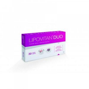 HERBACOS Lipovitan DUO 30 tablet