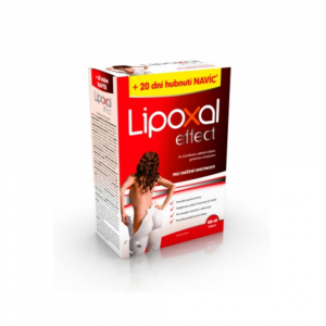 LIPOXAL Effect 180+60 tablet ZDARMA