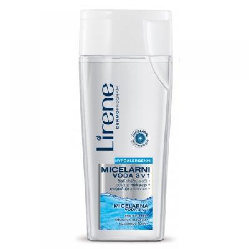 Lirene Micelární voda na obličej a oči 3v1 200 ml