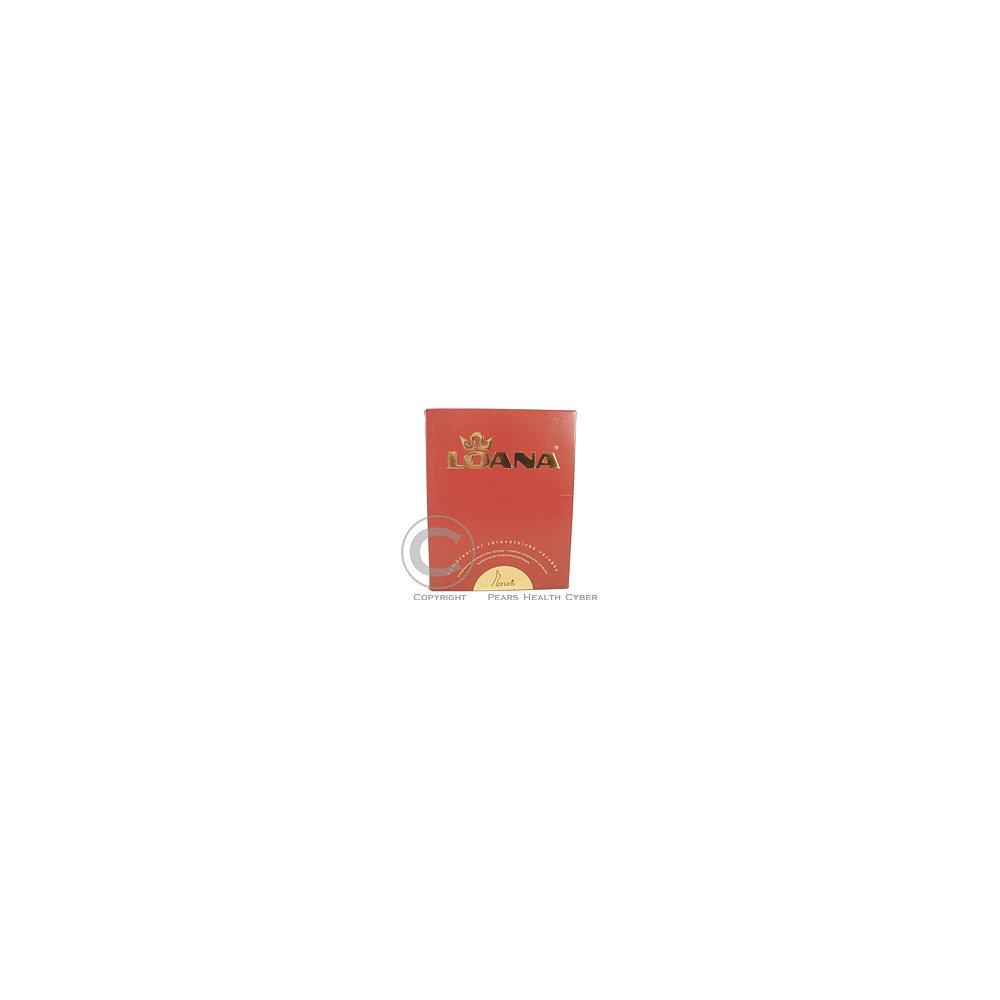 Lonaris Cotton-lýtková punčocha KTII 2K-ot karamel