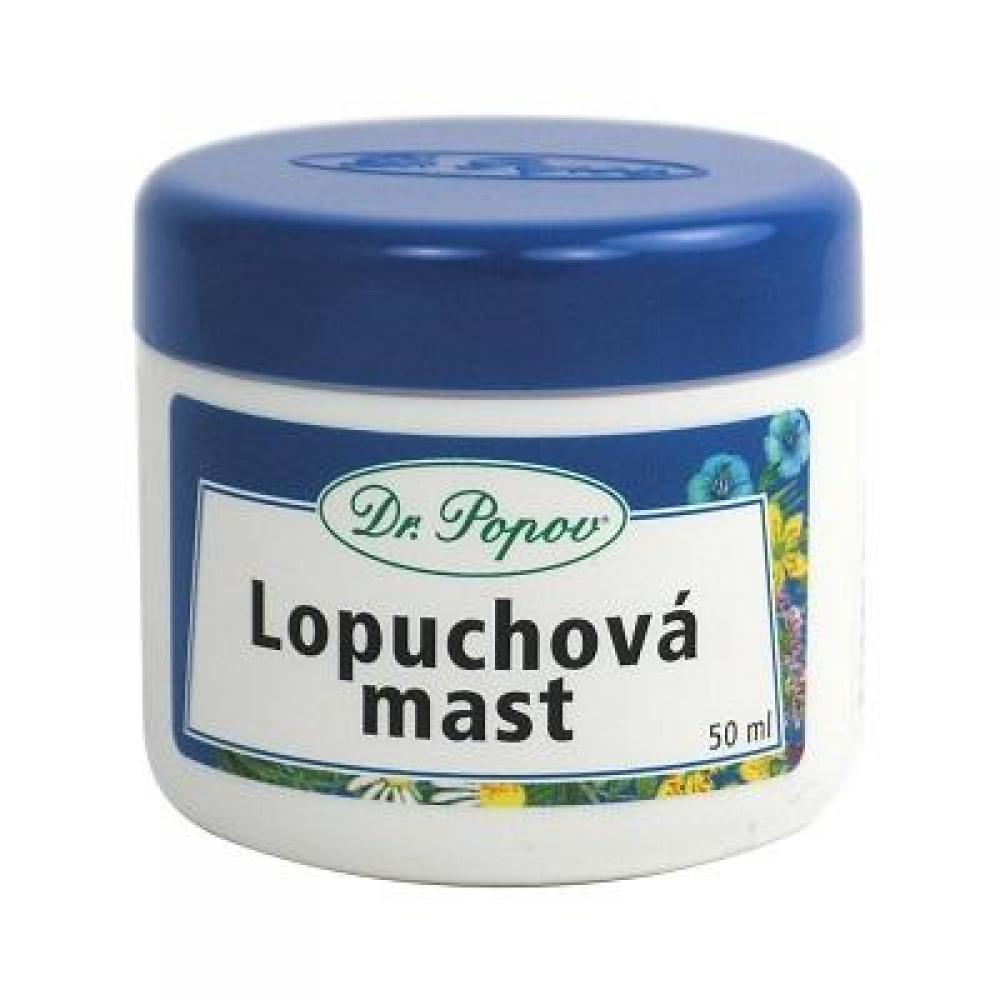 DR. POPOV Lopuchová mast 50 g