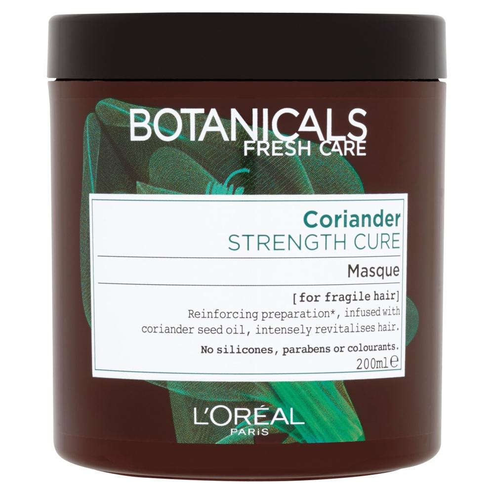 BOTANICALS Coriandre maska na vlasy 200 ml