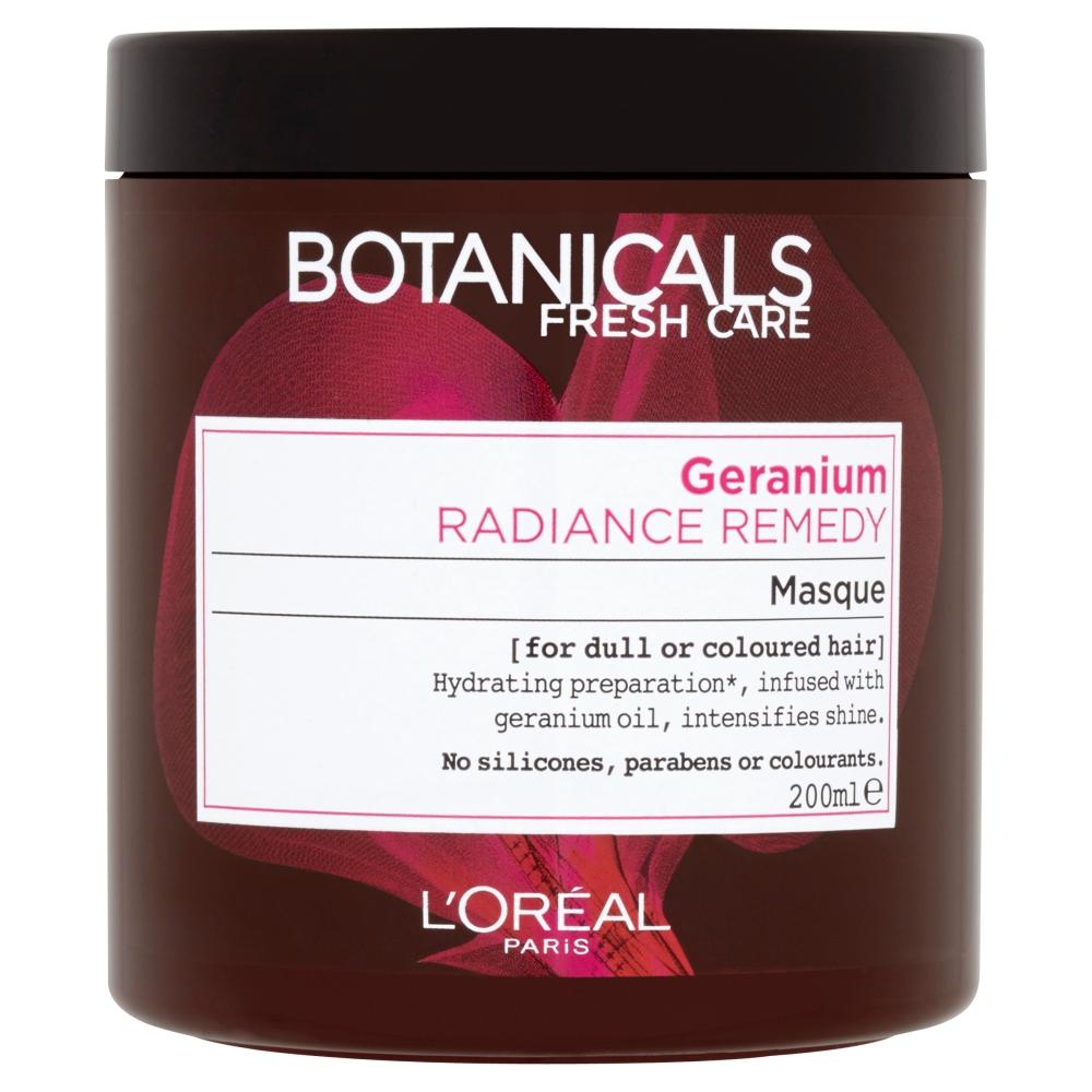 BOTANICALS Geranium maska na vlasy 200 ml