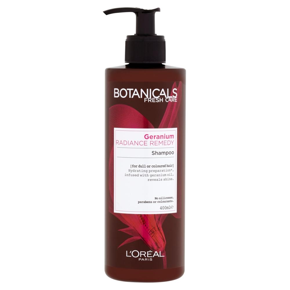 BOTANICALS Geranium šampon na vlasy 400 ml
