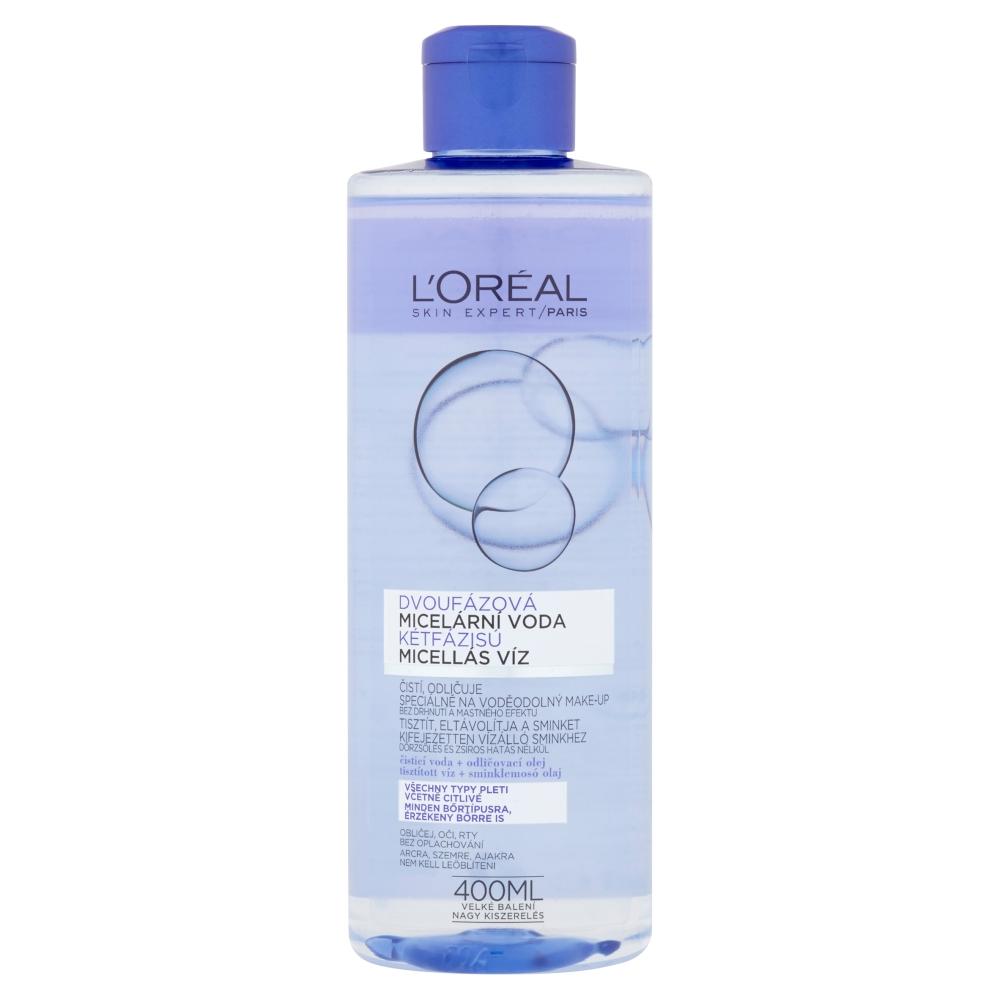 L´OREAL Bi-Phase Micelární voda 400 ml