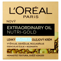 L´OREAL Nutri-Gold Extraordinery Light Pleťový krém 50 ml