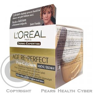 LOREAL Age Re-Perfect noční krém  50 ml