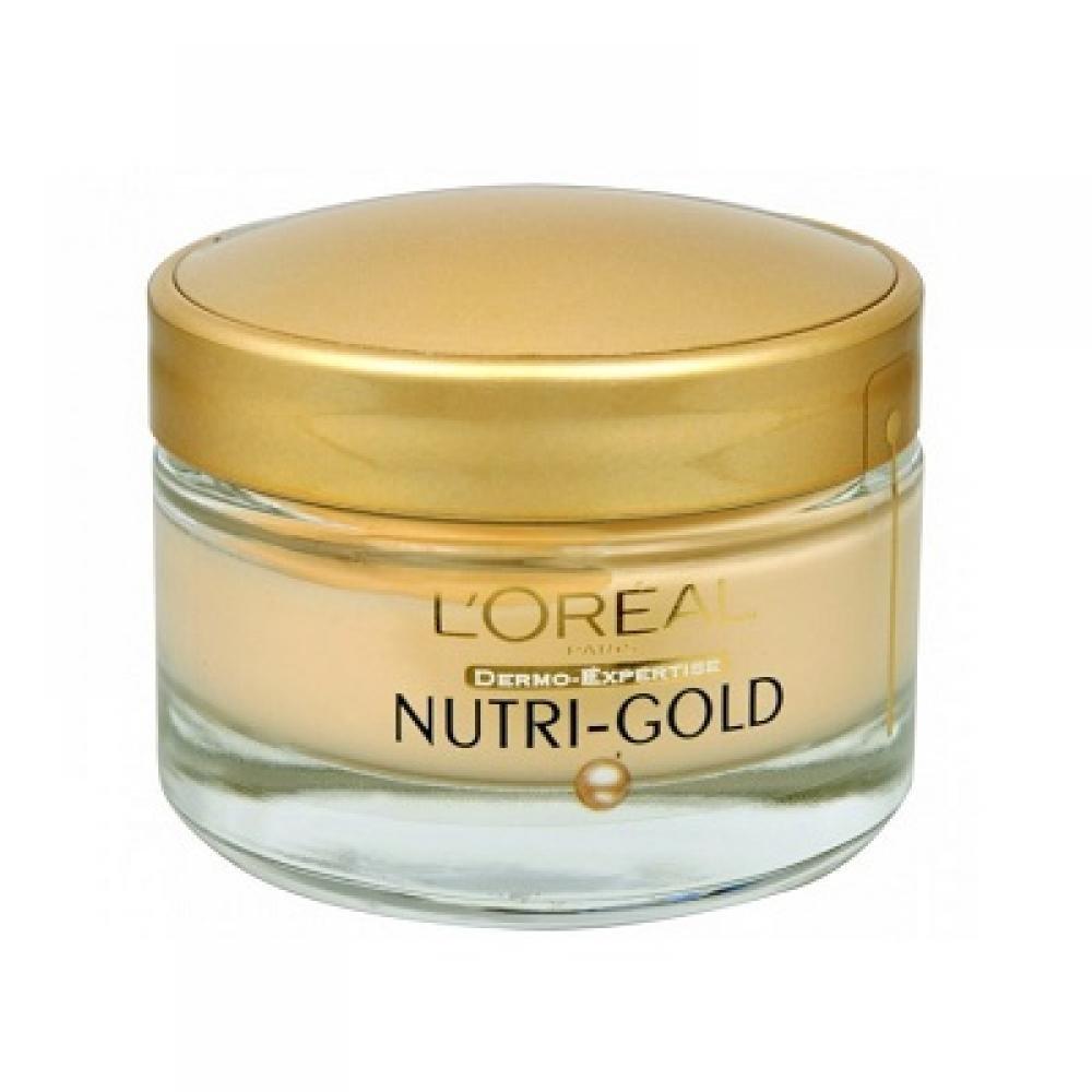 L'ORÉAL Expertise Nutri Gold denní krém 50 ml