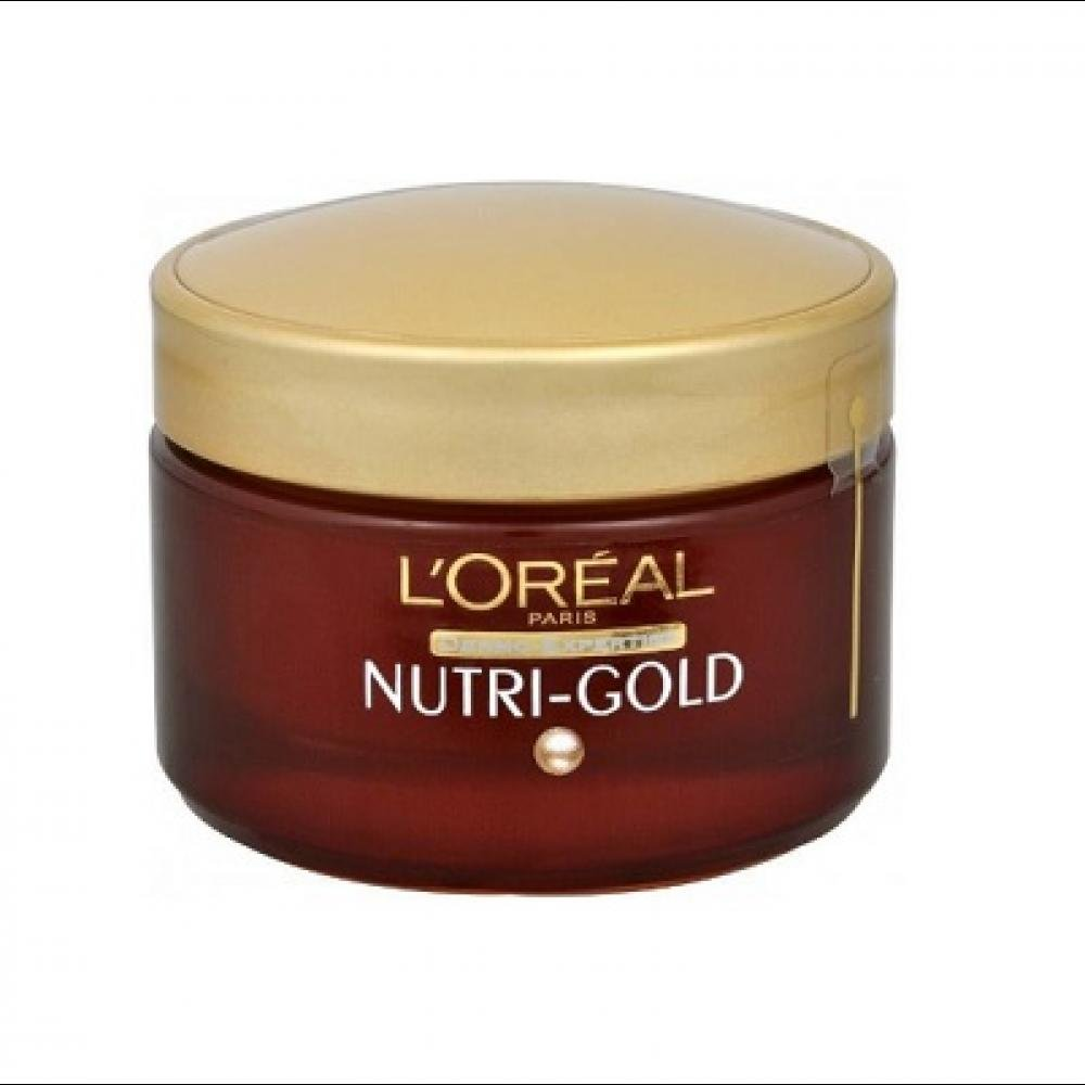 L'ORÉAL Expertise Nutri Gold noční krém 50 ml