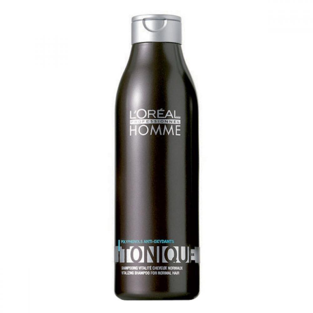 L'ORÉAL Homme Tonique vyživující šampon 250 ml