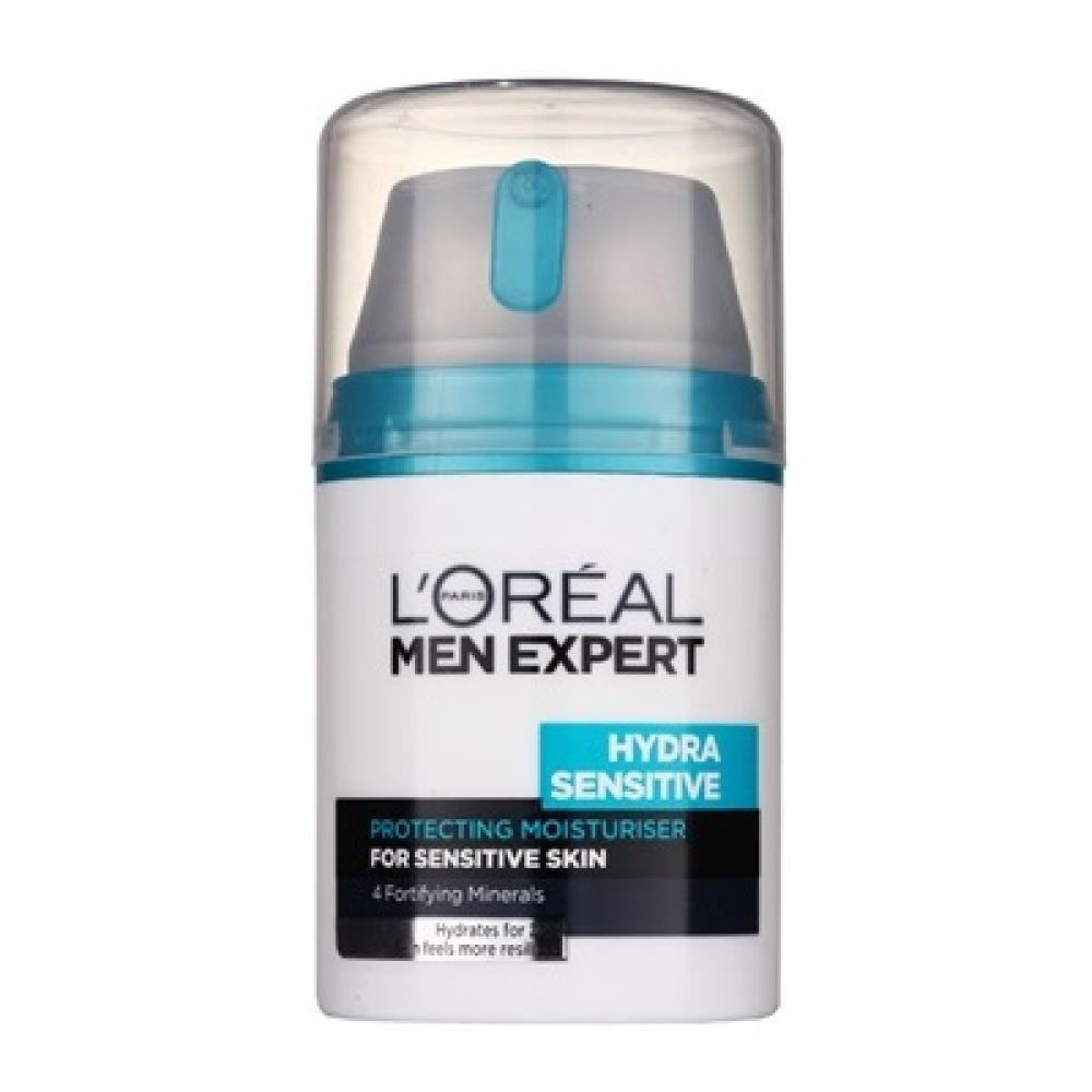 L'ORÉAL Men Expert Hydra pleťový krém Sensitive 50 ml