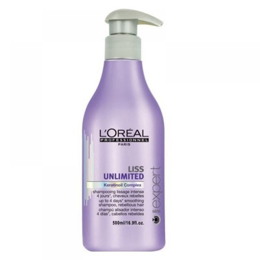 L'ORÉAL Expert Liss Ultime uhlazující šampon 500 ml