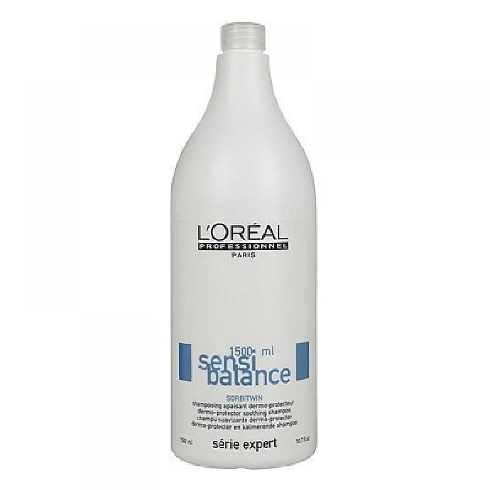 L´Oreal Paris Expert Sensi Balance Shampoo 1500ml Šampon pro ochranu vlasů