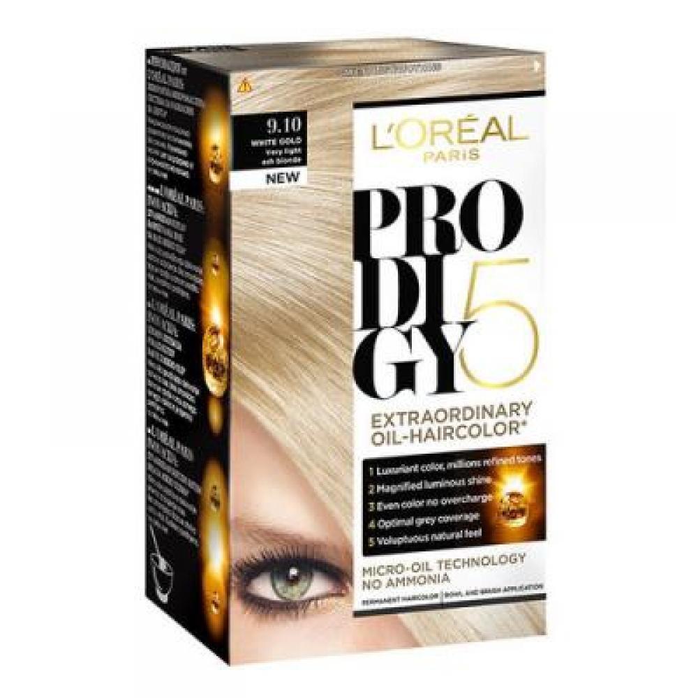 L'ORÉAL Prodigy 5.0 Alezan barva na vlasy