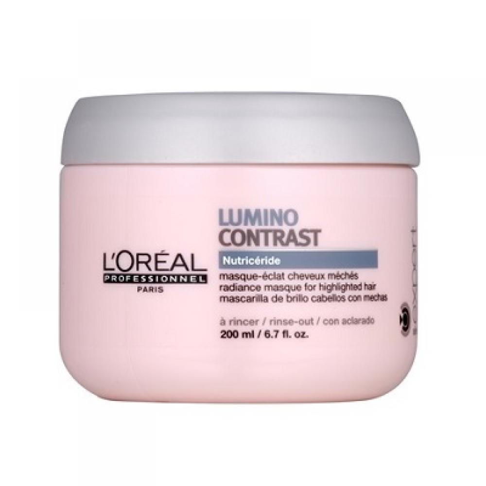 L'ORÉAL Expert Lumino Contrast regenerační maska pro melírované vlasy 200 ml