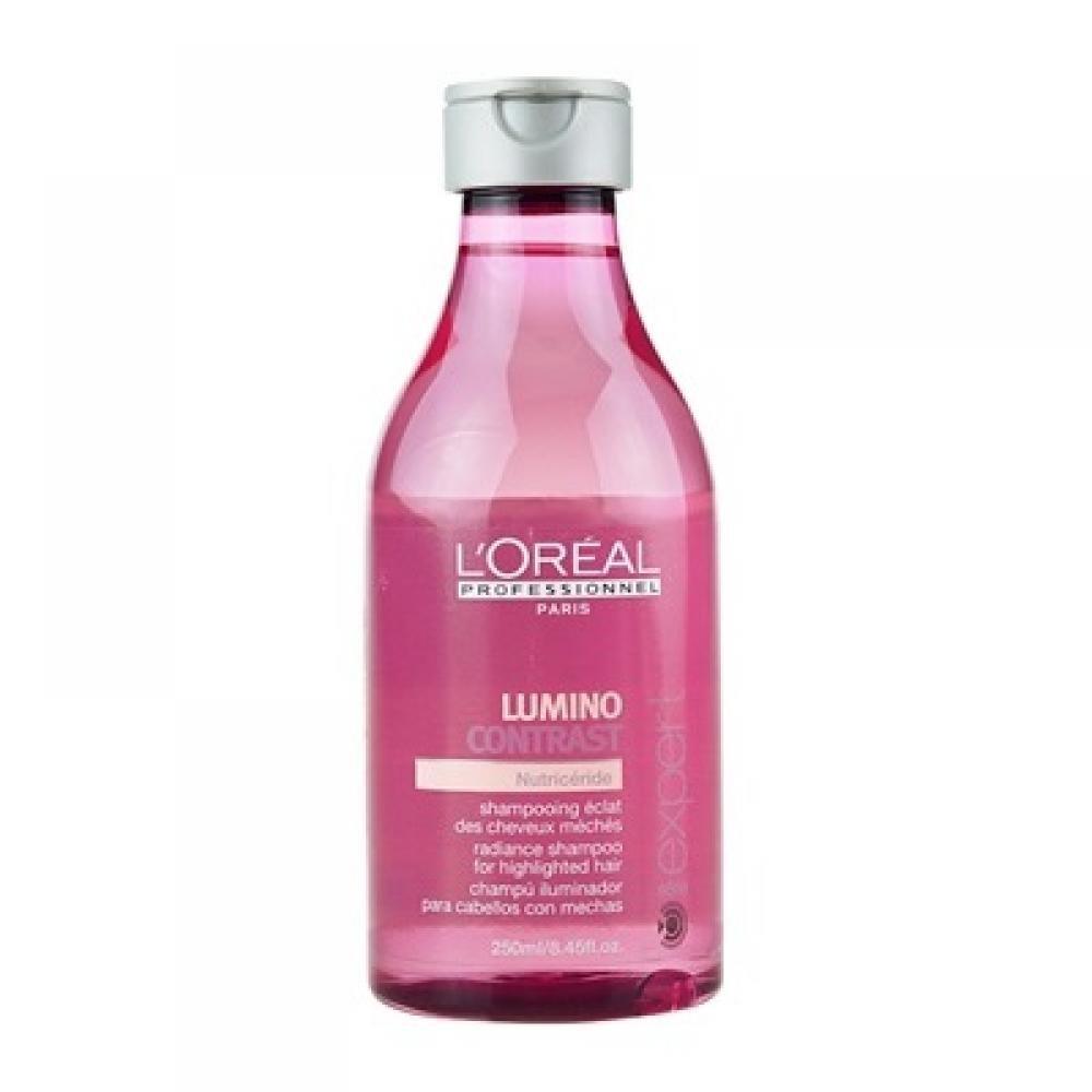 L'ORÉAL Expert Lumino Contrast vyživující šampon pro melírované vlasy 250 ml