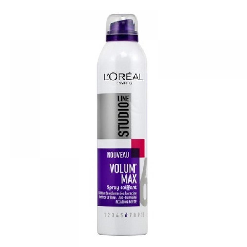 L'ORÉAL Studio Line Volum´ Max lak na vlasy pro objem 300 ml