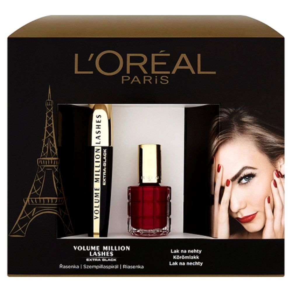 L´OREAL Volume Million Lashes dárková kazeta