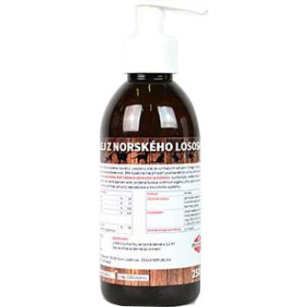 ZEUS Lososový olej 100% kočka 250 ml