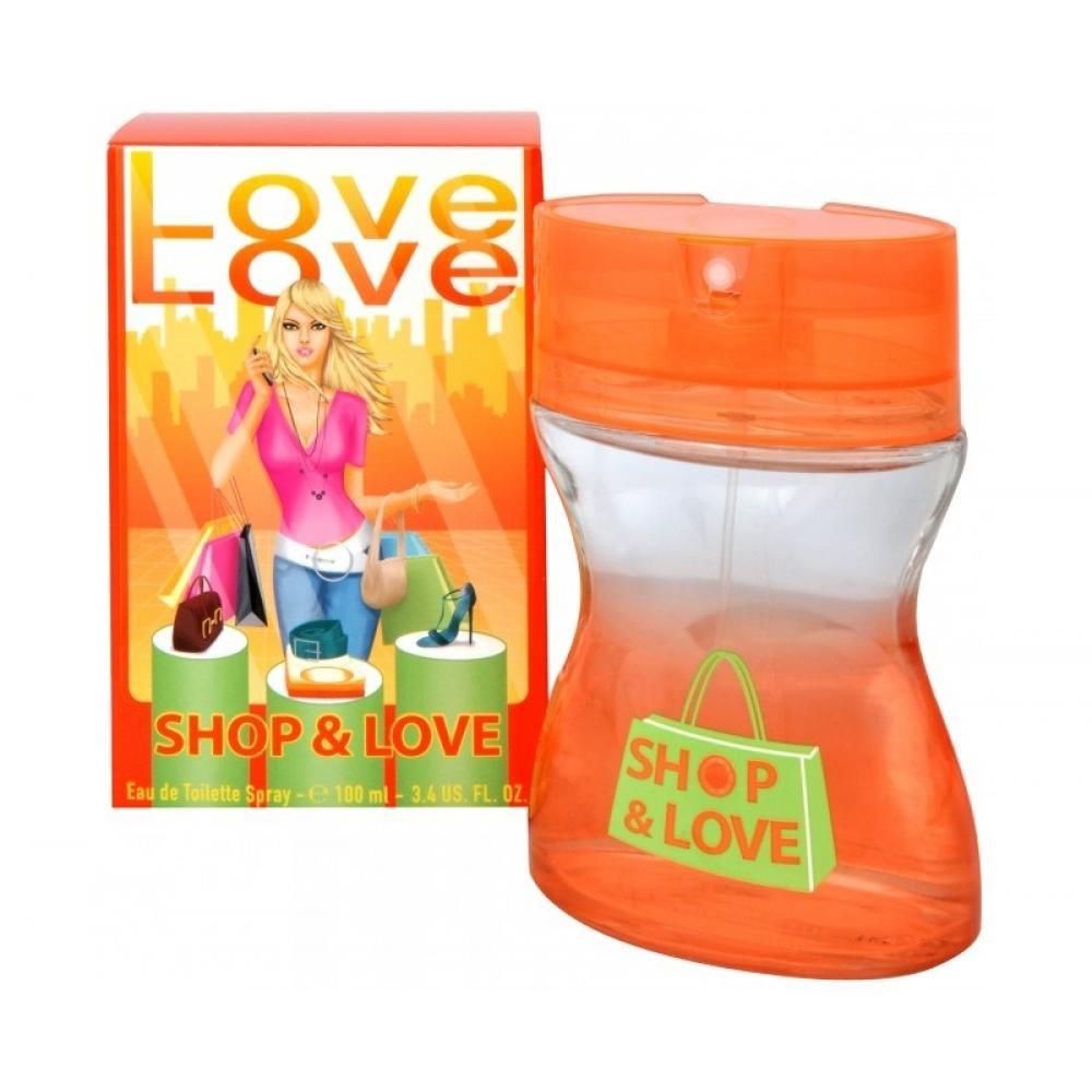Love Love Shop & Love toaletní voda dámská 100 ml
