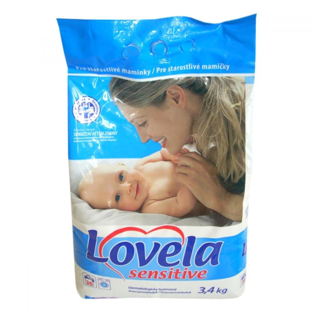 Lovela 3.4kg sensitive Výprodej