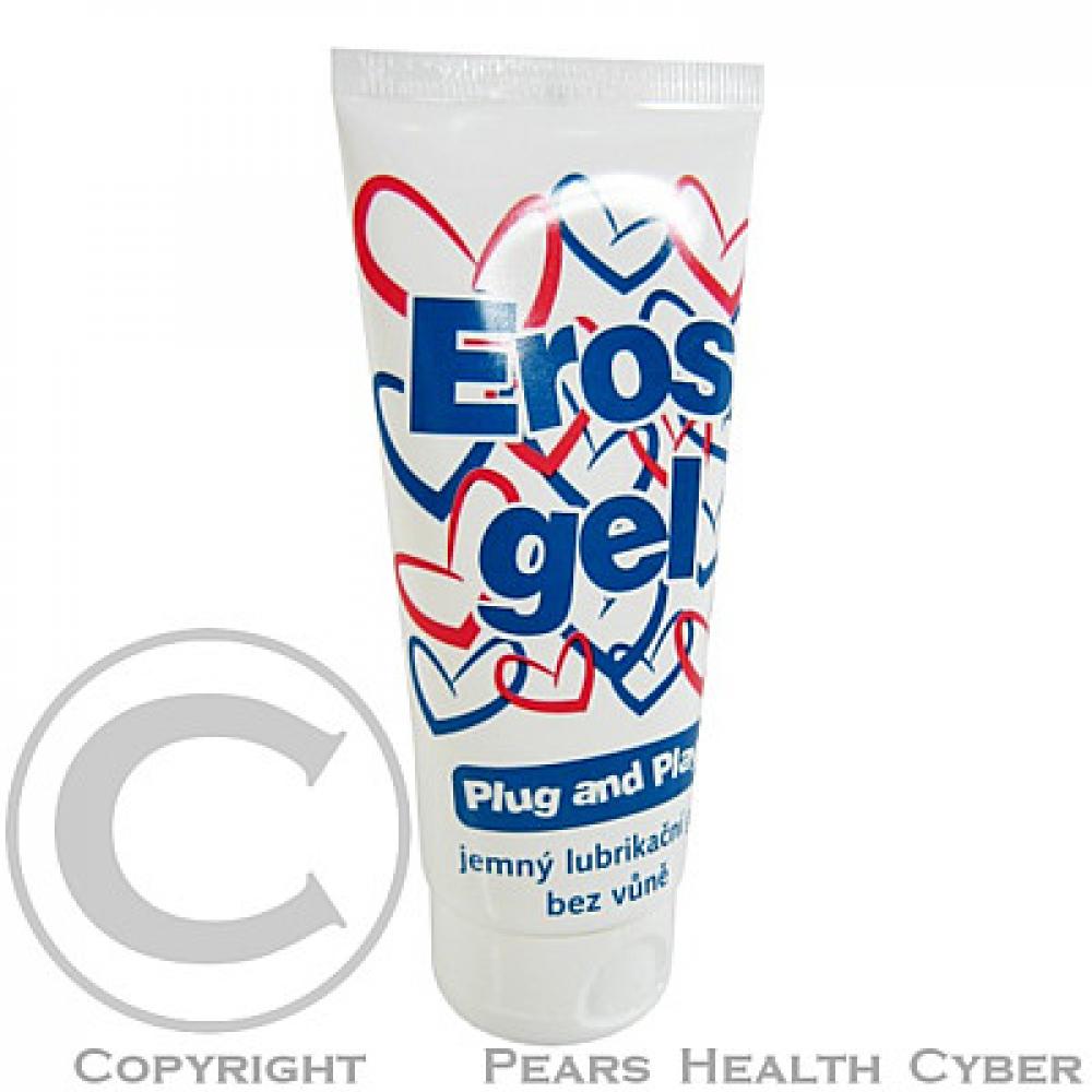 Lubrikační gel Erosgel bez vůně 100ml