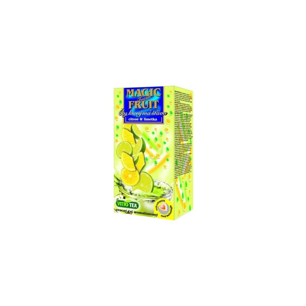 VITTO Magic Fruit Citron+Limety se šťávou n.s20 x 2 g