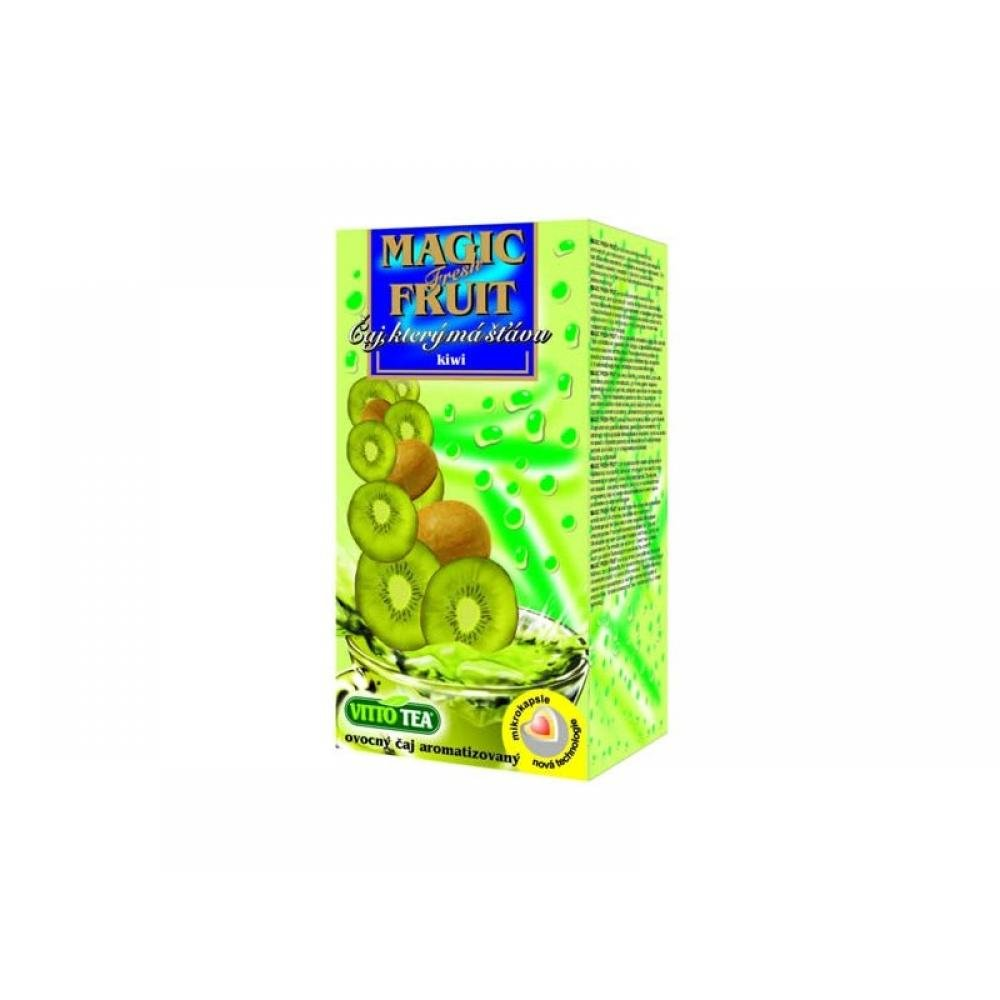 MAGIC FRESH FRUIT kiwi, ovocný porcovaný 20 x 2 g n.s.