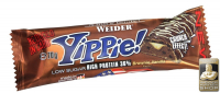 WEIDER Yippie! Low Sugar High Protein 36% Cookie-DuoChoc 45 g