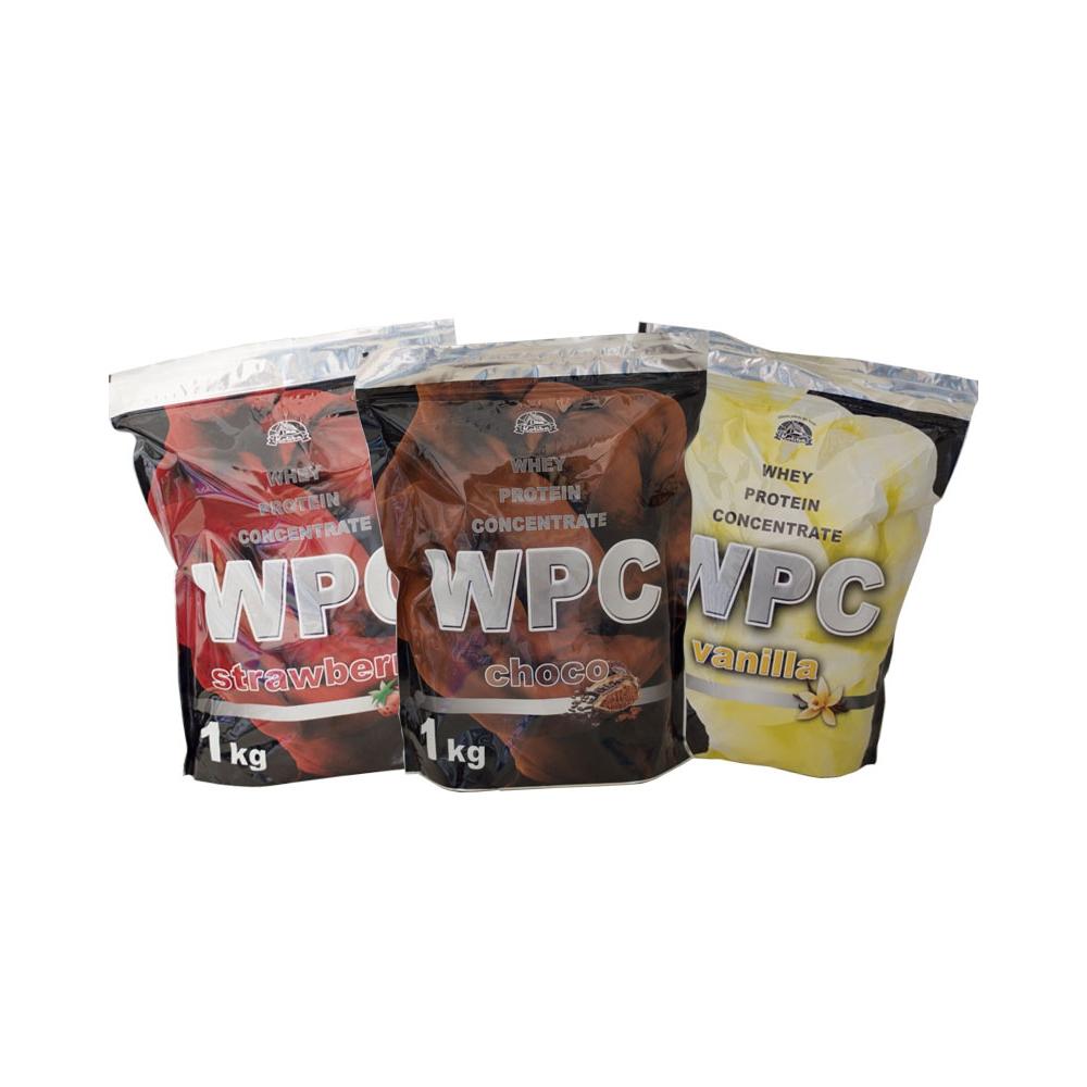 KOLIBA WPC 80 Protein Natural 1000 g