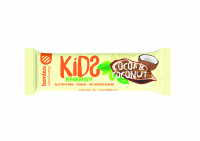 BOMBUS Raw Kids Energy tyčinka cocoa & coconut 40 g