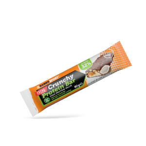 NAMEDSPORT Crunchy Proteinová tyčinka 32% Choco Brownie 40 g