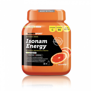 NAMEDSPORT Isonam Energy Citron 480 g