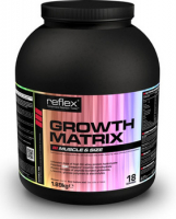 REFLEX NUTRITION Growth Martix Pomeranč & Citron 1890 g
